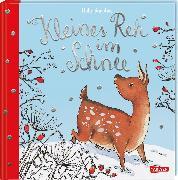 Cover-Bild zu Kleines Reh im Schnee von Surplice, Holly (Illustr.)