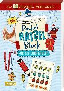 Cover-Bild zu Pocket-Rätsel-Block: für die Winterzeit von Busch, Nikki