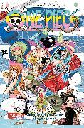 Cover-Bild zu One Piece 91 von Oda, Eiichiro
