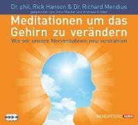 Cover-Bild zu Meditationen um das Gehirn zu verändern von Hanson, Rick