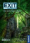 Cover-Bild zu Exit - Das Buch - Die verborgene Stadt von Brand, Inka