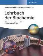 Cover-Bild zu Lehrbuch der Biochemie