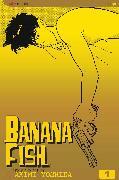 Cover-Bild zu Akimi Yoshida: Banana Fish, Vol. 1
