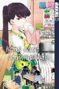 Cover-Bild zu Oda, Tomohito: Komi can't communicate 06