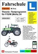 Cover-Bild zu Fahrschule L 2020/2021 Theroie-Testprogramm 24 F/G/M (Mofa)
