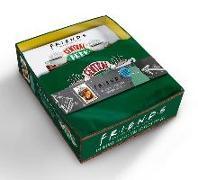 Cover-Bild zu Insight Editions: Friends: The Official Central Perk Cookbook Gift Set