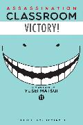 Cover-Bild zu Matsui, Yusei: Assassination Classroom, Vol. 11