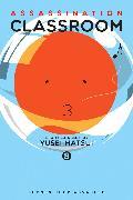 Cover-Bild zu Matsui, Yusei: Assassination Classroom, Vol. 8