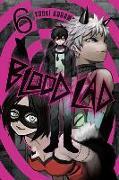 Cover-Bild zu Yuuki Kodama: Blood Lad, Vol. 6
