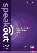 Cover-Bild zu Speakout 2nd Edition Upper Intermediate Coursebook with DVD Rom von Eales, Frances