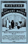Cover-Bild zu Anon.: Haney's Steward and Barkeeper's Manual - A Complete and Practical Guide for Preparing all Kinds of Plain and Fancy Mixed Drinks and Popular Beverages - Being the most Approved Formulas Known in the Profession - Designed for Hotels, Steamers, Club Houses t
