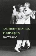 Cover-Bild zu Anon: Ballroom Dancing Techniques - The One Step
