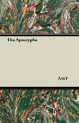 Cover-Bild zu Anon: The Apocrypha