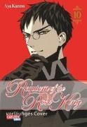 Cover-Bild zu Kanno, Aya: Requiem of the Rose King 10