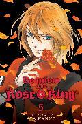Cover-Bild zu Kanno, Aya: Requiem of the Rose King, Vol. 5
