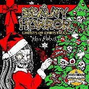 Cover-Bild zu Robert, Alan: The Beauty of Horror: Ghosts of Christmas Coloring Book