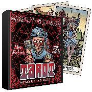 Cover-Bild zu Robert, Alan: The Beauty of Horror: Fear Your Future Tarot Deck