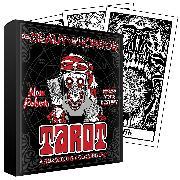 Cover-Bild zu Robert, Alan: The Beauty of Horror: Color Your Destiny Tarot Deck