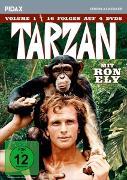 Cover-Bild zu Ron Ely (Schausp.): Tarzan - Vol.1