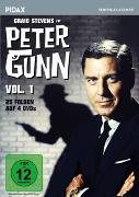 Cover-Bild zu Craig Stevens (Schausp.): Peter Gunn, Vol. 1