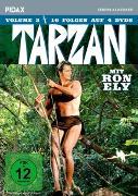Cover-Bild zu Ron Ely (Schausp.): Tarzan - Vol.2