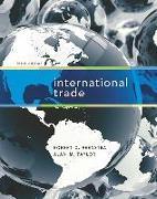 Cover-Bild zu Feenstra, Robert C.: International Trade