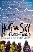 Cover-Bild zu Kristof, Nicholas D.: Half The Sky