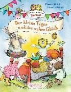Cover-Bild zu Der kleine Tiger und das wahre Glück von Fickel, Florian