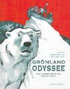 Cover-Bild zu Riel, Jørn: Grönland Odyssee