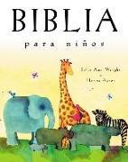 Cover-Bild zu Biblia para niños von Wright, Sally Ann