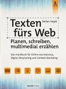 Cover-Bild zu Texten fürs Web: Planen, schreiben, multimedial erzählen