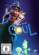 Cover-Bild zu Soul von Docter, Pete (Reg.)