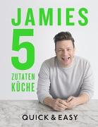 Cover-Bild zu Jamies 5-Zutaten-Küche