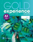 Cover-Bild zu Gold Experience 2nd Edition A2 Student's Book with Online Practice Pack