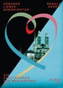 Cover-Bild zu Zürcher Liebesgeschichten von Sager, Regula