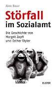 Cover-Bild zu Störfall im Sozialamt von Baur, Alex