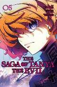 Cover-Bild zu Carlo Zen: The Saga of Tanya the Evil, Vol. 5 (manga)