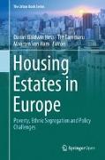 Cover-Bild zu Housing Estates in Europe von Hess, Daniel Baldwin (Hrsg.)