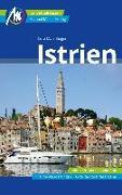 Cover-Bild zu Istrien Reiseführer Michael Müller Verlag von Marr-Bieger, Lore
