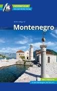Cover-Bild zu Montenegro Reiseführer Michael Müller Verlag von Wigand, Achim