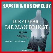Cover-Bild zu Die Opfer, die man bringt (Audio Download) von Hjorth, Michael