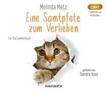 Cover-Bild zu Eine Samtpfote zum Verlieben von Metz, Melinda