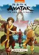 Cover-Bild zu Avatar - Der Herr der Elemente 5: Die Suche 1 (eBook) von Yang, Gene Luen