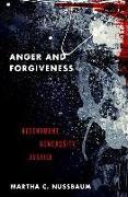 Cover-Bild zu Nussbaum, Martha C.: Anger and Forgiveness