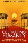 Cover-Bild zu Nussbaum, Martha C.: Cultivating Humanity