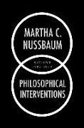 Cover-Bild zu Nussbaum, Martha C.: Philosophical Interventions