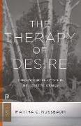 Cover-Bild zu Nussbaum, Martha C.: The Therapy of Desire