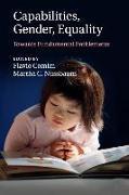 Cover-Bild zu Comim, Flavio (Hrsg.): Capabilities, Gender, Equality