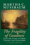 Cover-Bild zu Nussbaum, Martha C.: The Fragility of Goodness