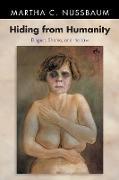 Cover-Bild zu Nussbaum, Martha C.: Hiding from Humanity